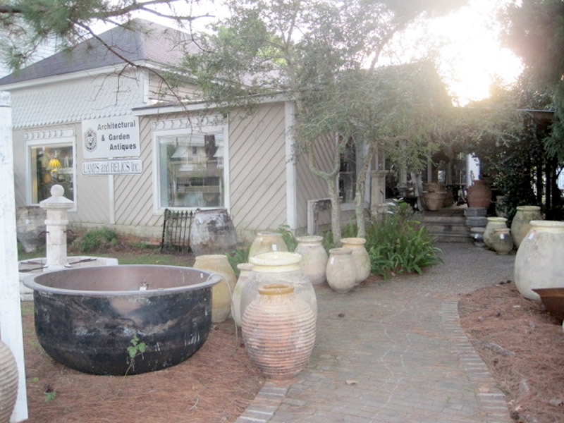Architectural & Garden Antiques